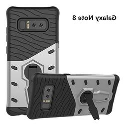 Galaxy Note 8 Case, VPR Premium Dual Layer Durable Armor wit