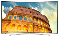 "H8000 Series UN65H8000AFXZA 65"" Curved Panel Full"