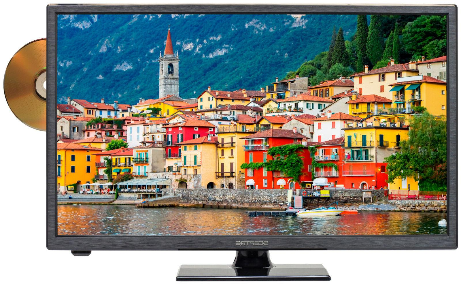 Sceptre Class LED with Built-in DVD