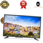 32 Inch Flat Screen TV With Built In DVD Player Television H