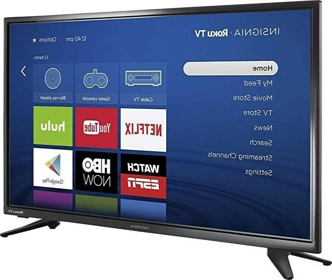"""Insignia""""32""""Inch1080P High Definition with Smart"""