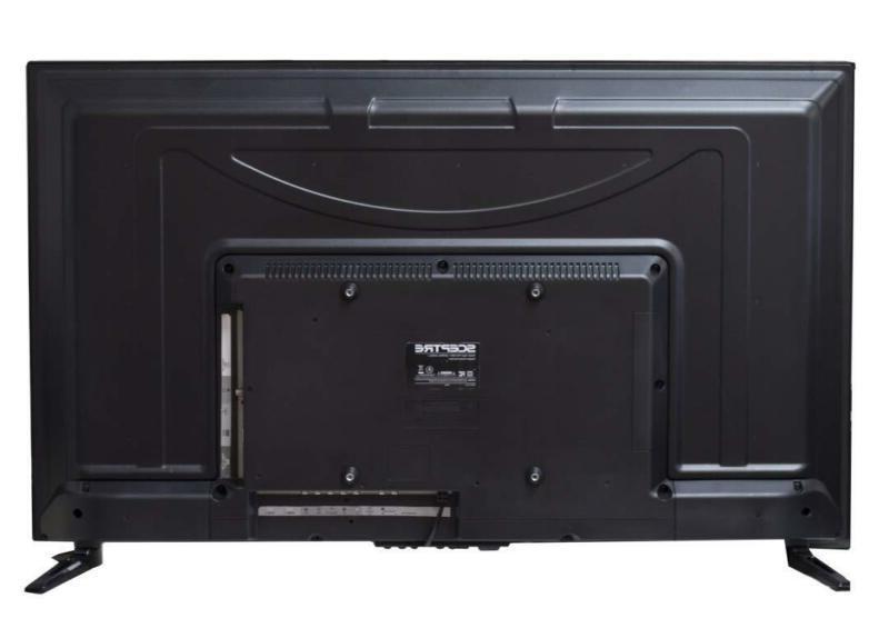 40 inch HD TV HDMI Flat On