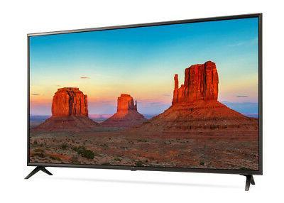 """LG 43"""" HD Smart TV w/ Built-in 2018 Model-43UK6300"""
