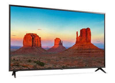 """LG 43"""" HD Smart TV w/ Built-in 2018"""