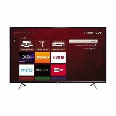 TCL - LED Smart - 4K TV