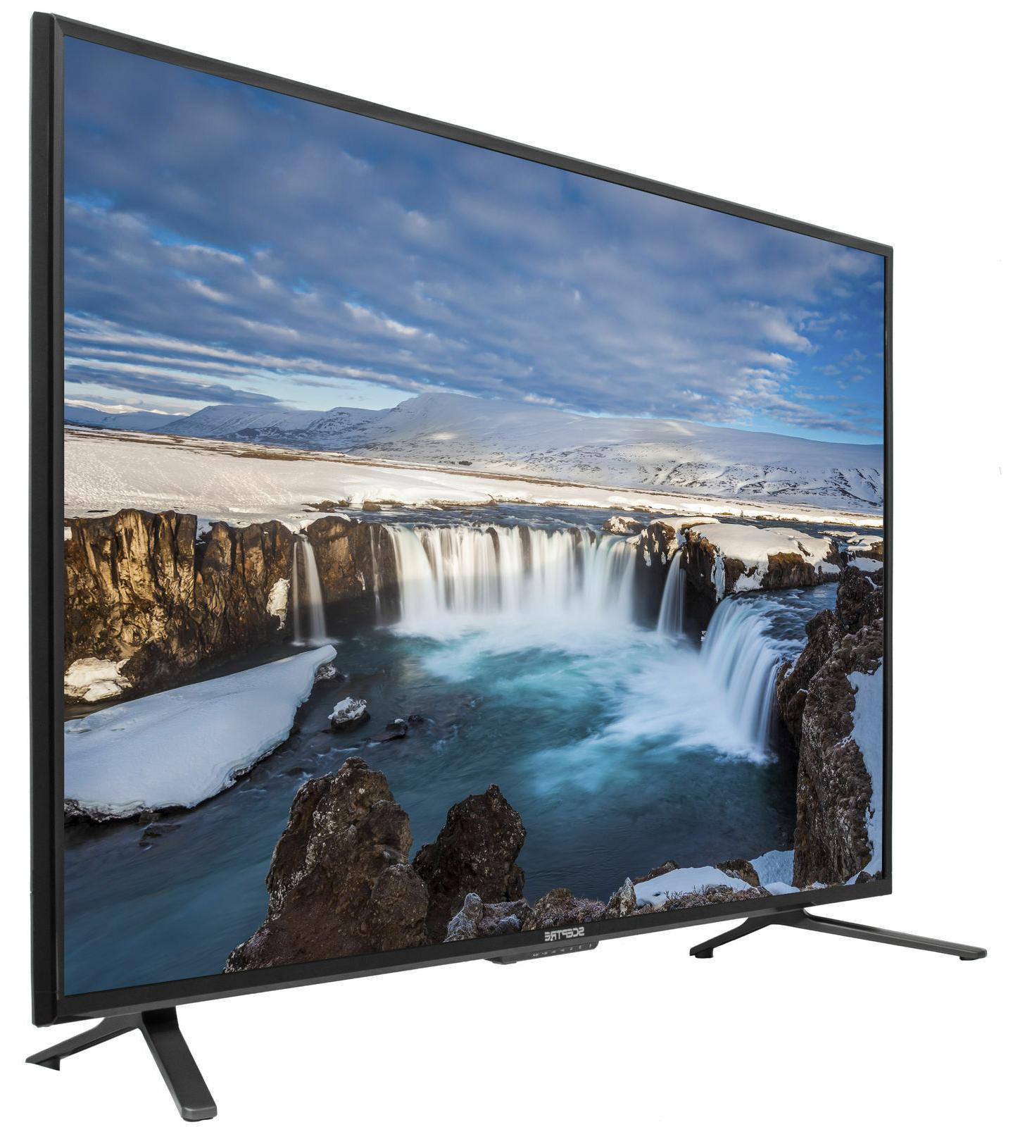 HD LED TV Flat Screen 60 Bedroom