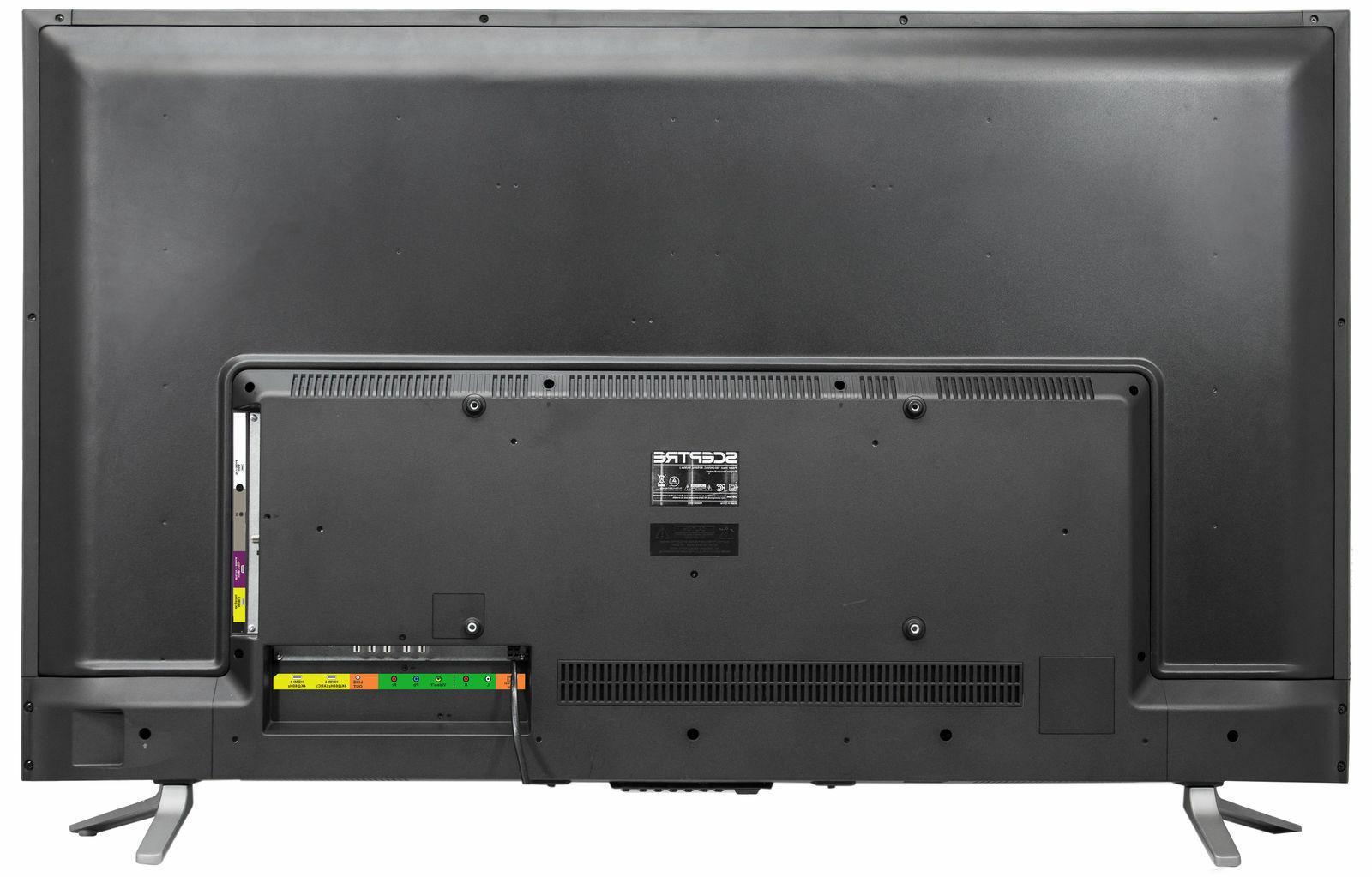 55 inch HD TV Flat HZ 2160p