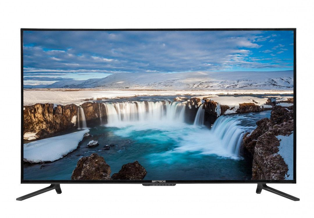 "55"" inch 4K X 2K ultra HD 2160p slim wall flat screen LED TV"
