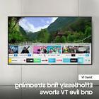 "SAMSUNG 55"" Inch Flatscreen Television 4K Ultra Hi Def Smart"