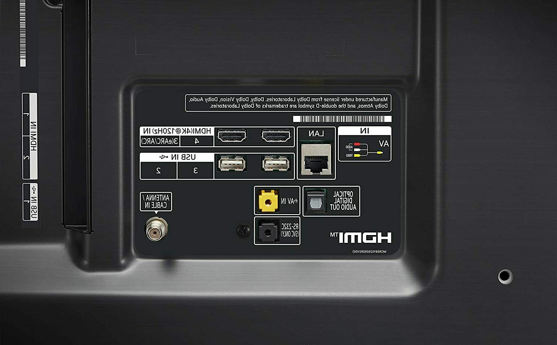LG 65NANO85UNA Alexa NanoCell 85 Series 4K