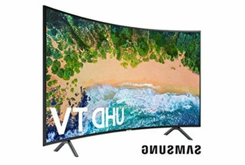 Samsung Curved 4K UHD Smart LED TV