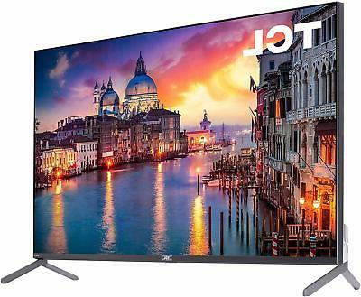 TCL 65R625 4K HDR TV 4 HDMI