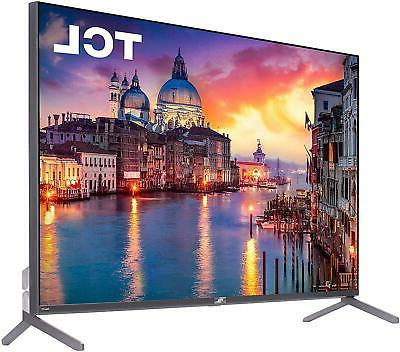TCL 4K Dolby HDR TV 4 x HDMI