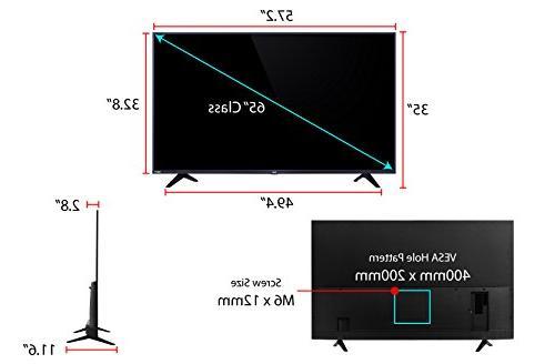 TCL Ultra HD Smart LED