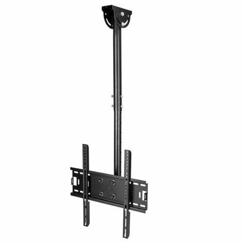 Ceiling Mount TV Bracket Rack Pole Screen