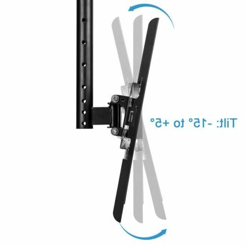 """Ceiling Bracket Height Adjustable Flat Screen to 70"""" 80"""""""