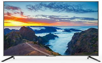 "Sceptre 65"" Class 4k  Led Tv Uhd Entertainment Hdmi Slim Fla"