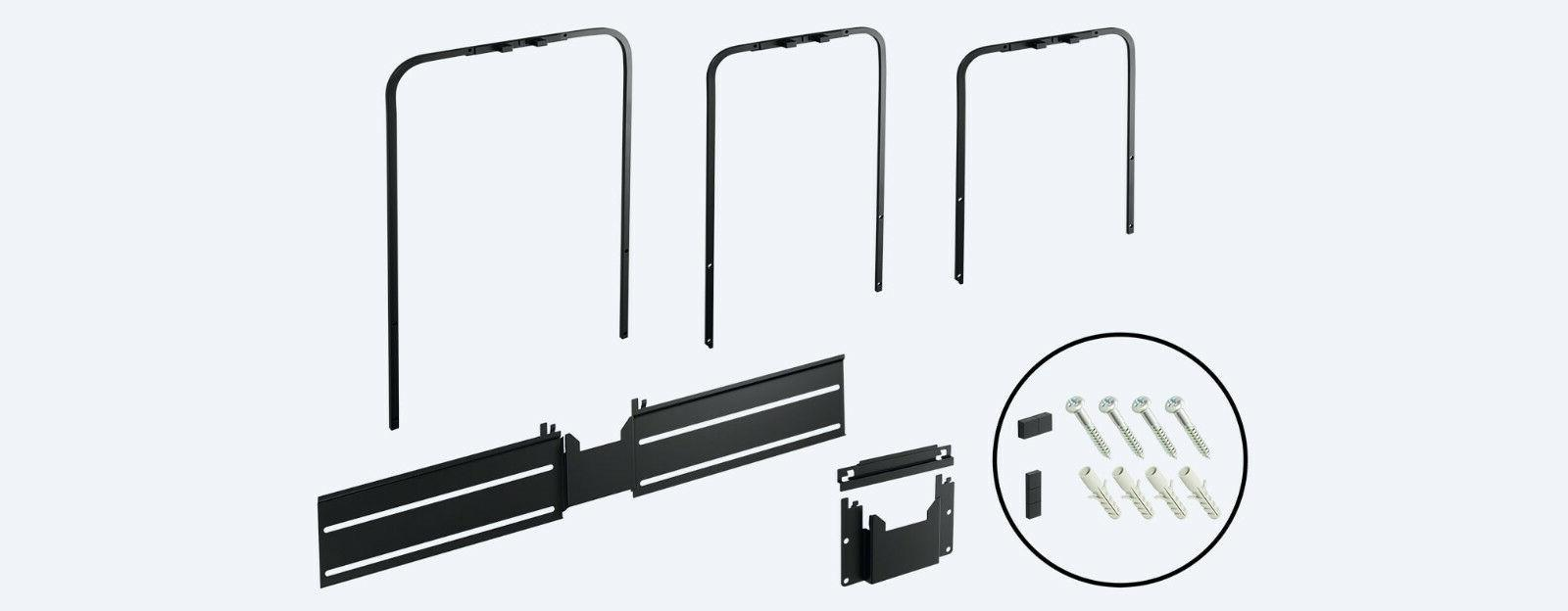 "Sony X930D/940D Series Wall Mount SU-WL810 for 55""/65""75"" Fl"