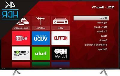 TCL HD Smart TV 2017 with HDMI