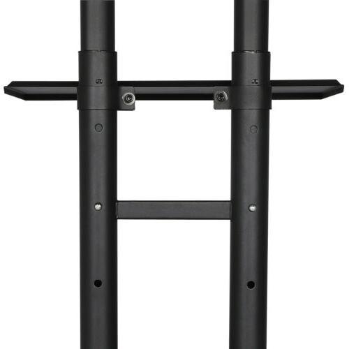 Adjustable TV Stand Mount Rolling TV