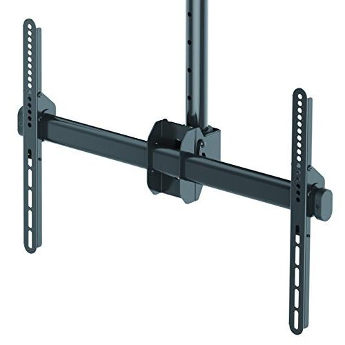StarTech.com Ceiling TV - Short Pole Motion for to Display Pull Down TV Mount