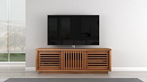 contemporary rustic tv stand media