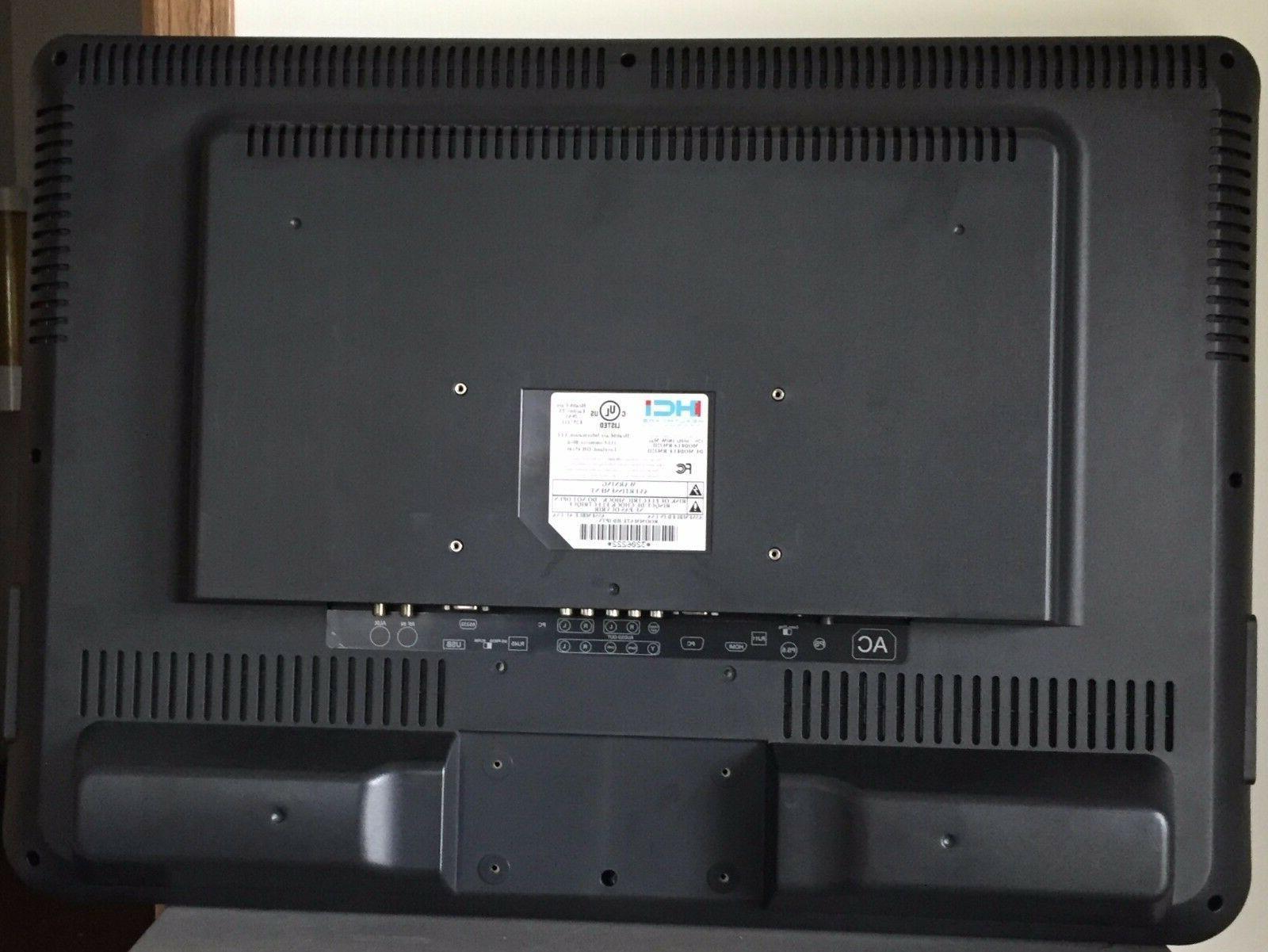 "Flat Screen 22"" HCI LCD RoomMate HDMI"