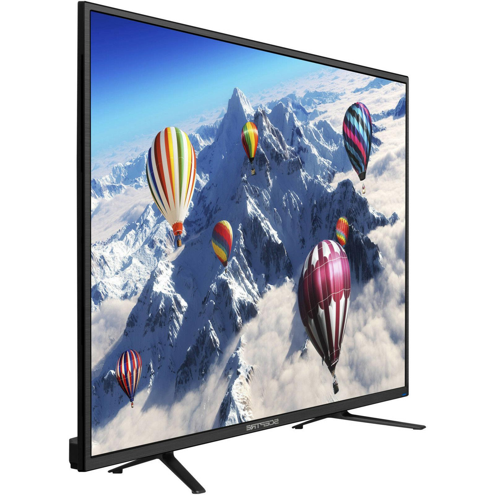 Flat Room Big 55 Inch LED 4K HD