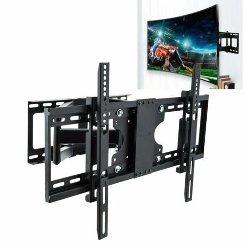 Full Motion TV Wall Mount Bracket For 24 37 42 47 51 55 60 6