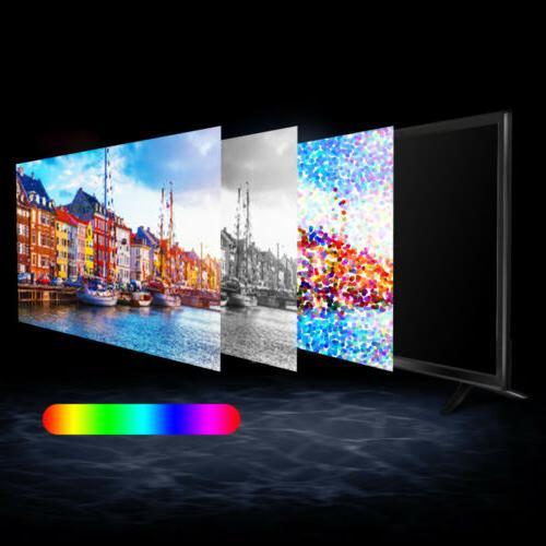 """Myonaz 720p Flat TV 3X USB 32"""" 24"""""""
