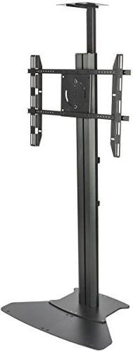 "Displays2go LPGP36FB Heavy Duty TV Stand 30-84"" TVs, VESA Mo"