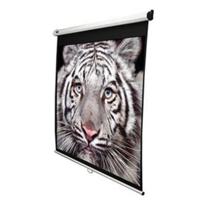 Elite Screens Manual Series Manual Wall and Ceiling Projecti