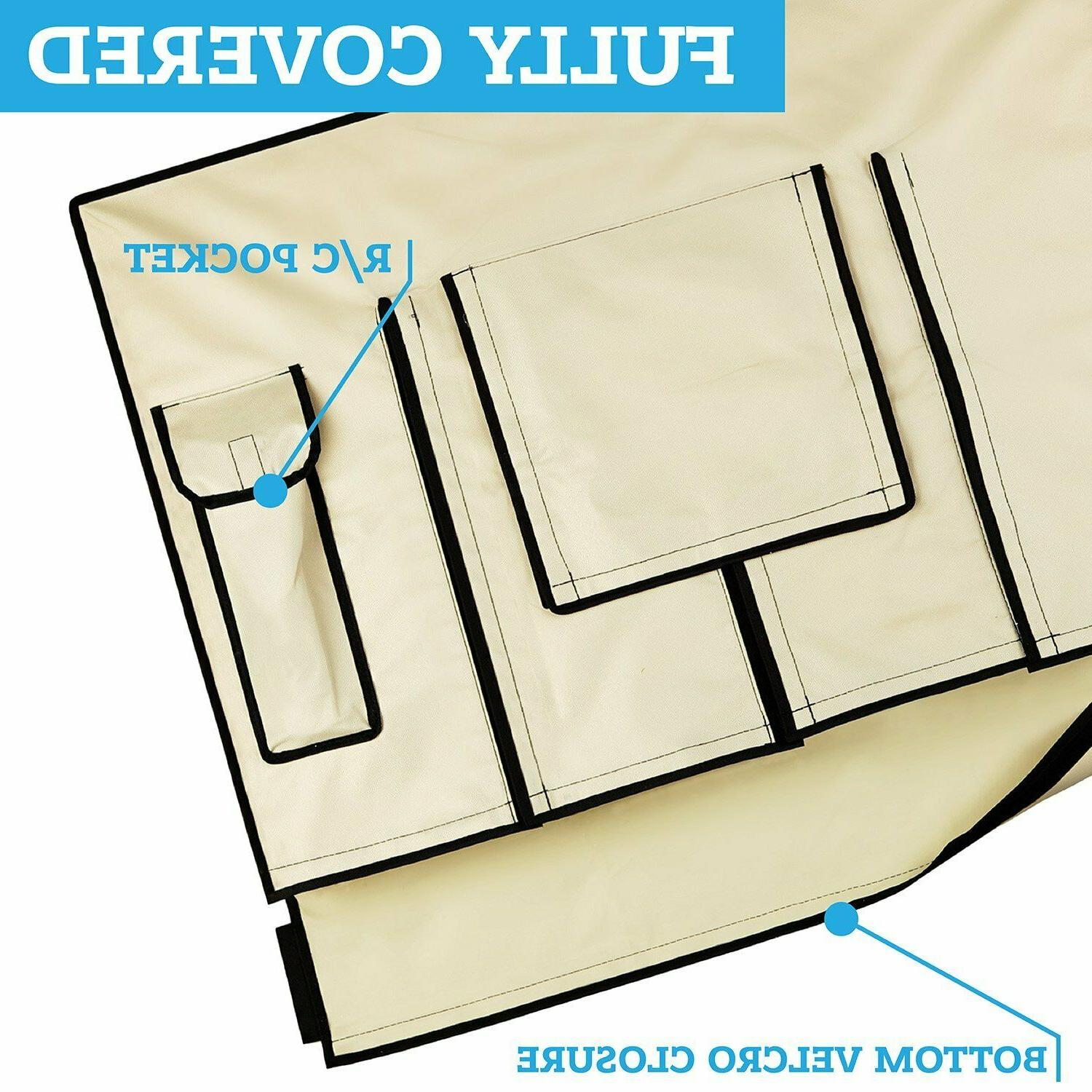 Outdoor TV Cover inch Protector for Flat
