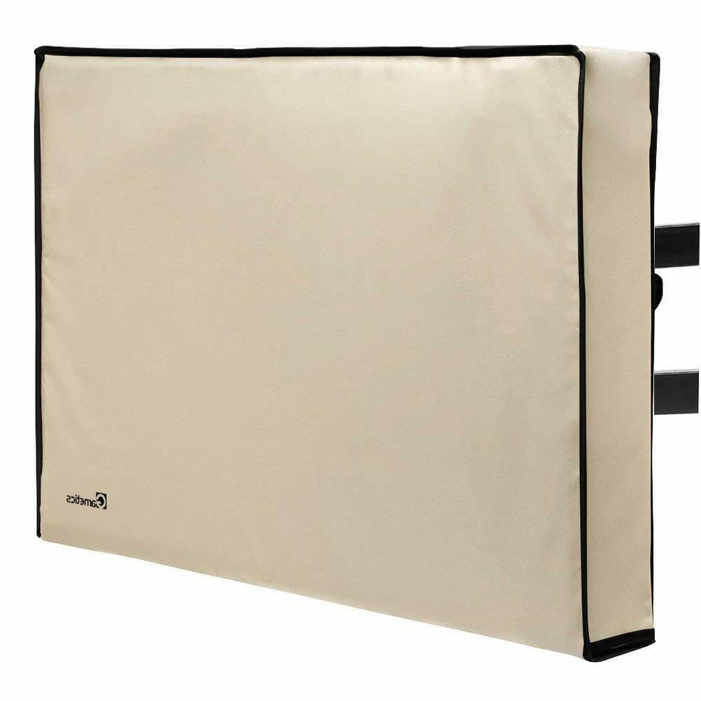 outdoor tv cover 52 55 inch universal