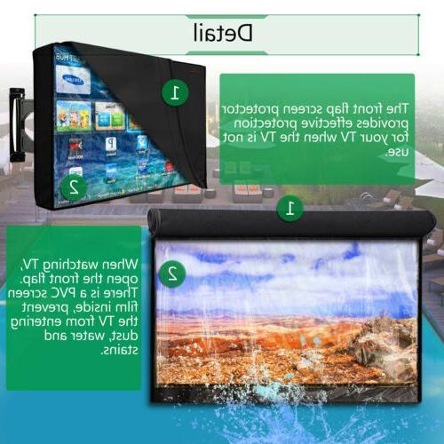 Outdoor Flat Screen Weatherproof LED Plasma