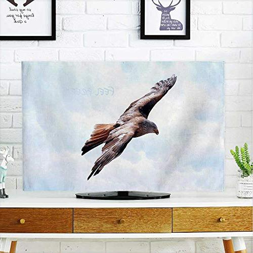 protect tv a flying bird