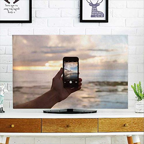 dust resistant television protector scenery