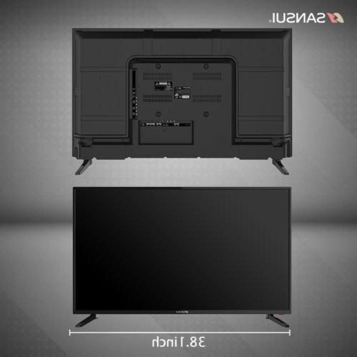 "SANSUI TV 40"" TV TV TV with Screen"