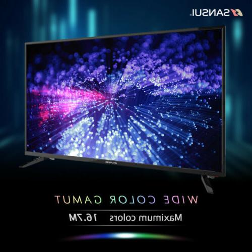 "SANSUI 40"" TV Screen"