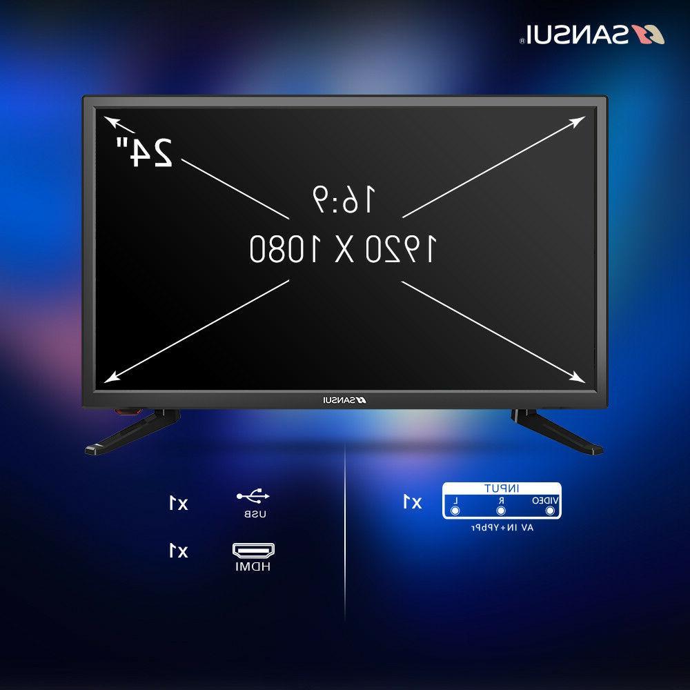 SANSUI TV 1080P TV with HDMI