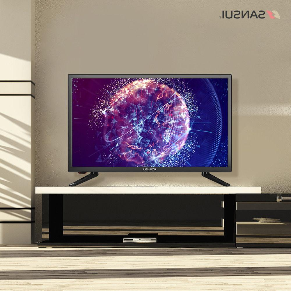 SANSUI TV 1080P LED with Flat Screen 3X HDMI