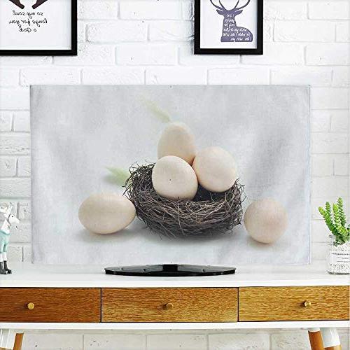 tv dust cover eggs nest