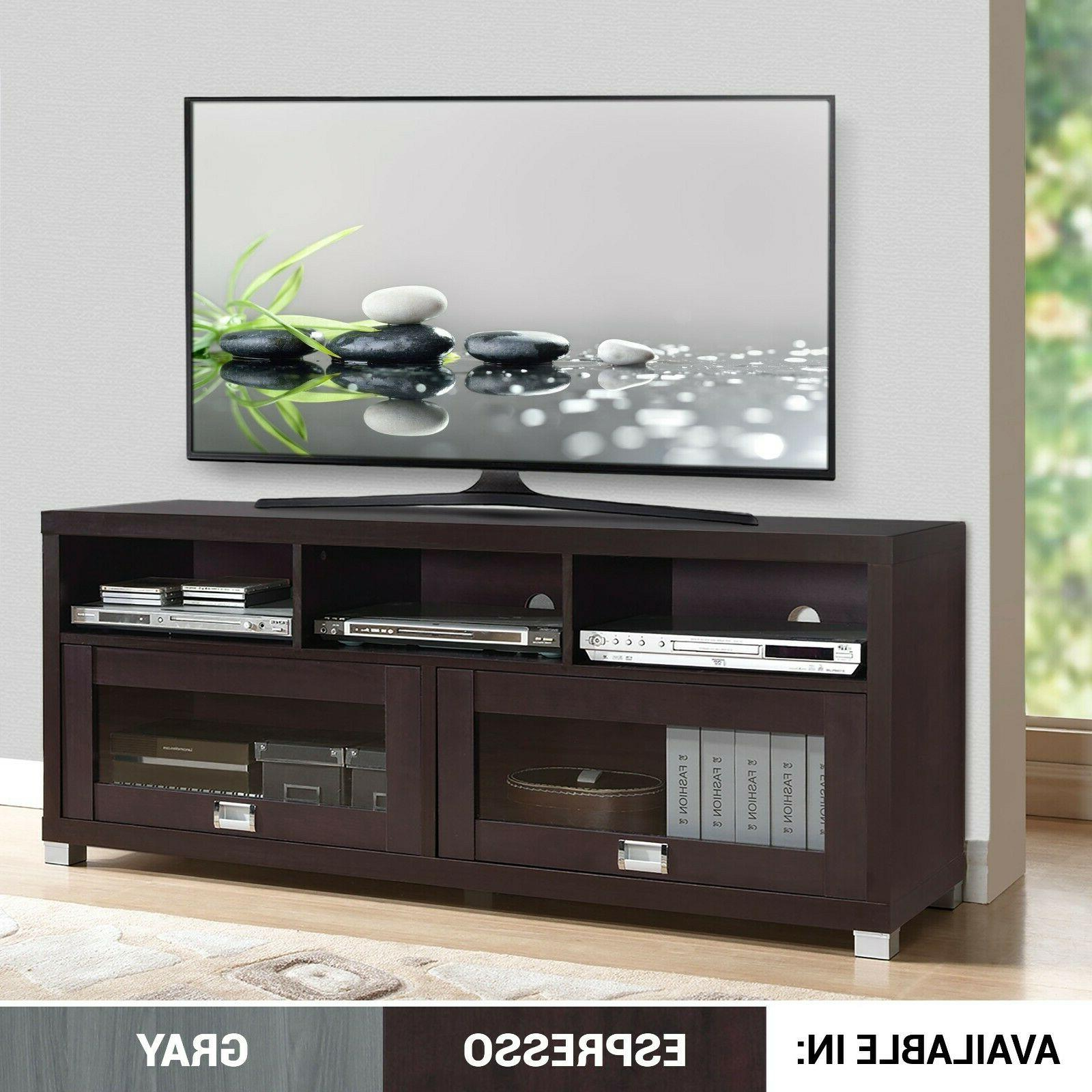 TV Inch Flat Home Console