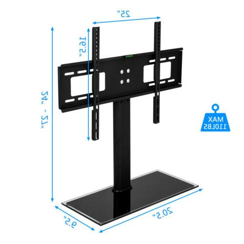 """TV Mount Height for Flat - 55"""" TVs"""