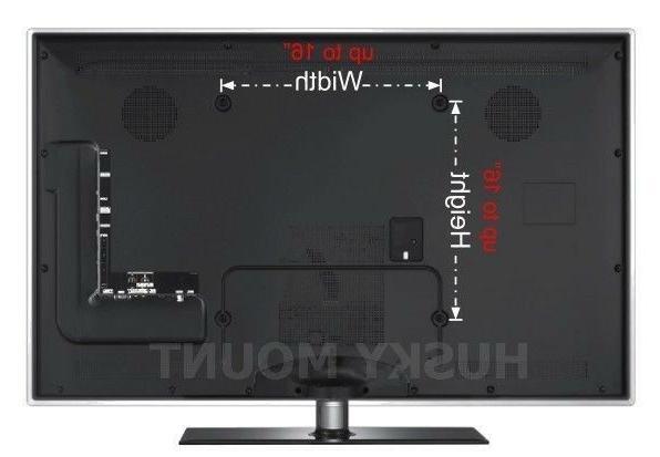 TV Mount Tilt 40 55 60 65 LCD Flat
