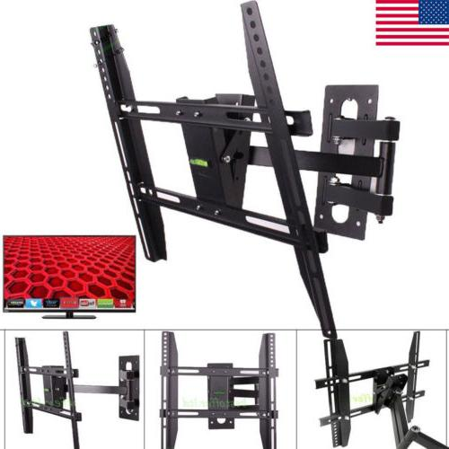 "Tilt TV Wall Mount ""26 37 39 40 42 47 48 50"" LED LCD Flat Sc"