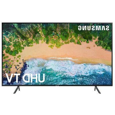 """Samsung UN75NU7100 75"""" NU7100 Smart 4K UHD TV"""