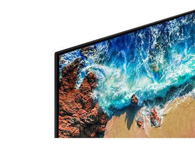 "Samsung Flat 82"" 4K UHD Smart TV"