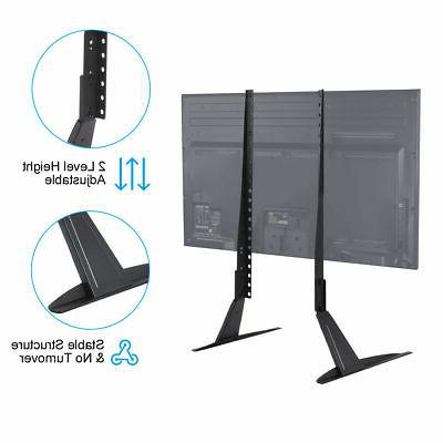 """Universal Table Top Base for 37"""" 65"""" TVs"""