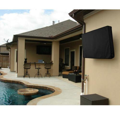Universal TV Protector Flat Waterproof